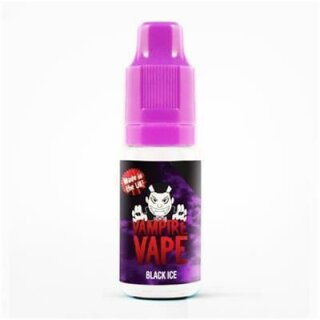 Vampire Vape Black Ice 3mg