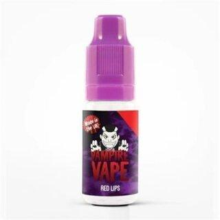 Vampire Vape Red Lips 12mg