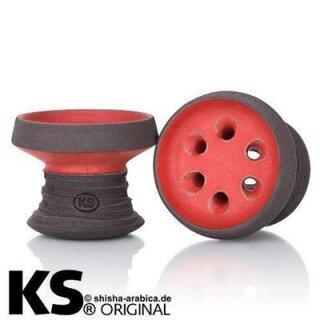 KS Appo - Mini Black - Red