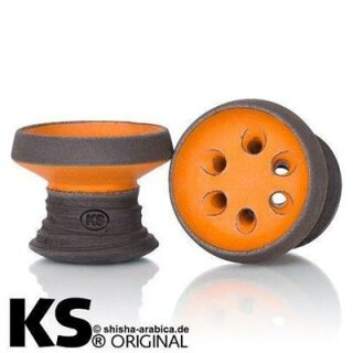 KS Appo - Mini Black - Orange
