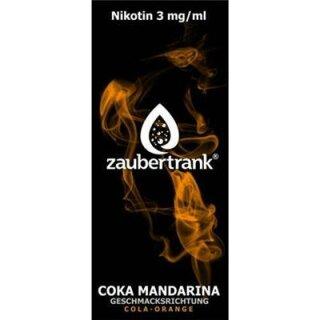 Zaubertrank Coka Mandarina - 3mg