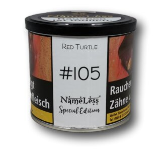 NameLess Tobacco - #105 Red Turtle 200g