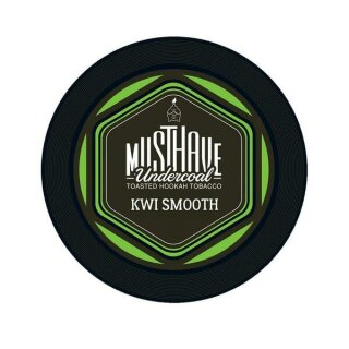 Musthave Tobacco - Kwi Smooth 200g