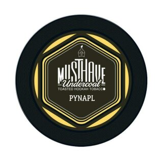 Musthave Tobacco - Pynapl 200g