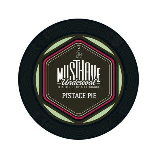 Musthave Tobacco - Pistace PIE 200g