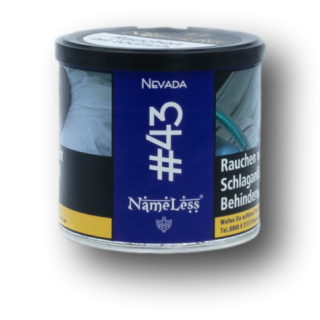 NameLess Tobacco - #43 Nevada 200g