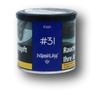 NameLess Tobacco - #31 Keef 200g + 10ml