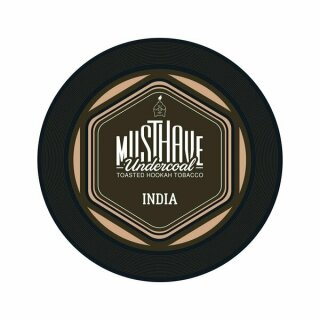 Musthave Tobacco - India 200g