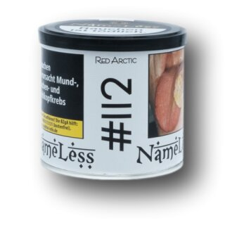 NameLess Tobacco - #112 Red Arctic 200g
