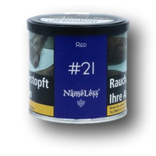 NameLess Tobacco - #21 Red 200g
