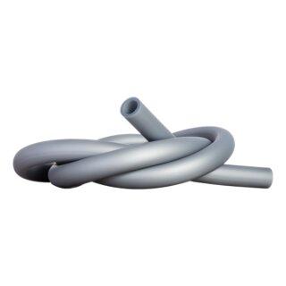 Sinned - Silikonschlauch - Silber matt
